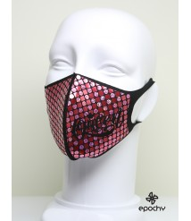 Epochy Stylish face mask, Reusable, Washable Triple layer Geometric trendy modern style Face Mask Ships from U.S.A
