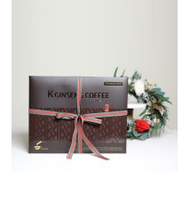K-RED GINSENG COFFEE ESPRESSO GIFT SET 50